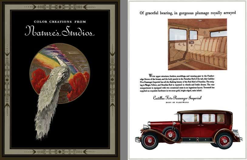Cadillac 1928 - Color Creations from Native's Studios