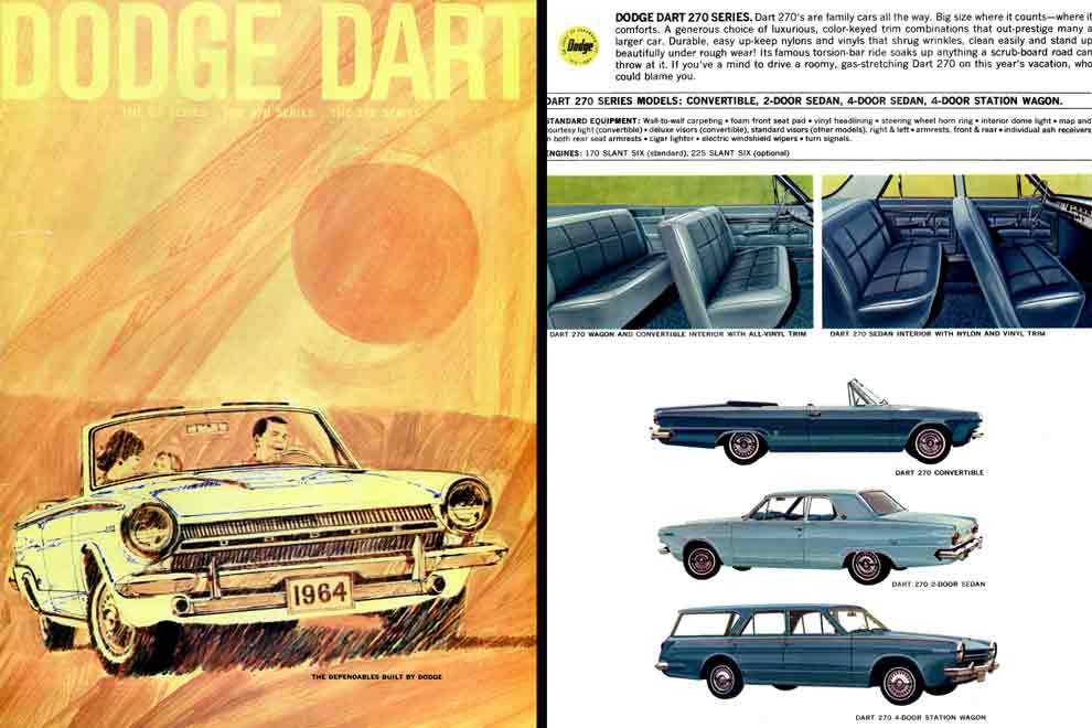 Dodge Dart 1964 - The Dependables built by Dodge