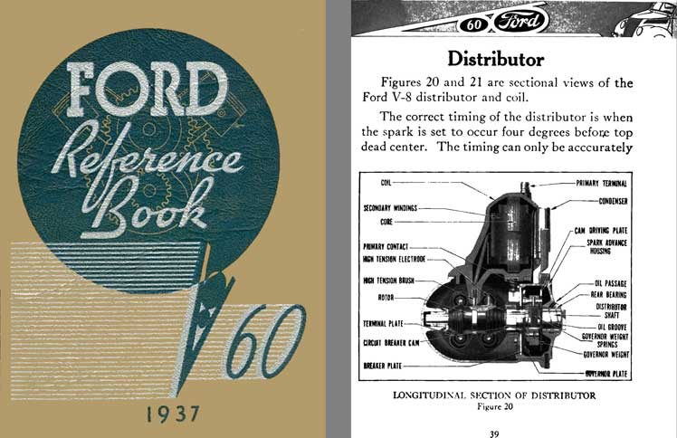 Ford 60 Reference Book 1937