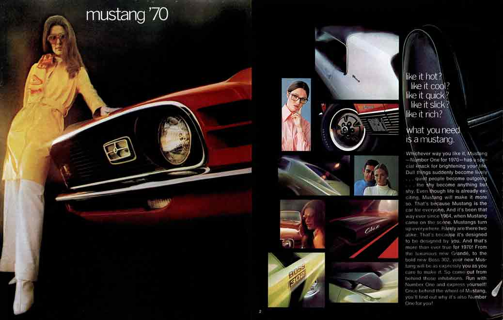 Ford Mustang 1970 - mustang '70 - Like it hot? like it cool? Like it quick? Like it slick?