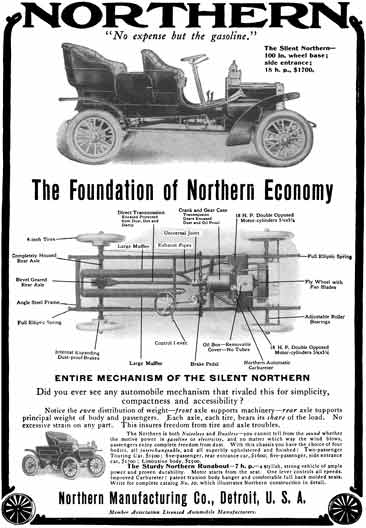 Northern c1929 - Northern Runabout 7 hp Ad - Northern