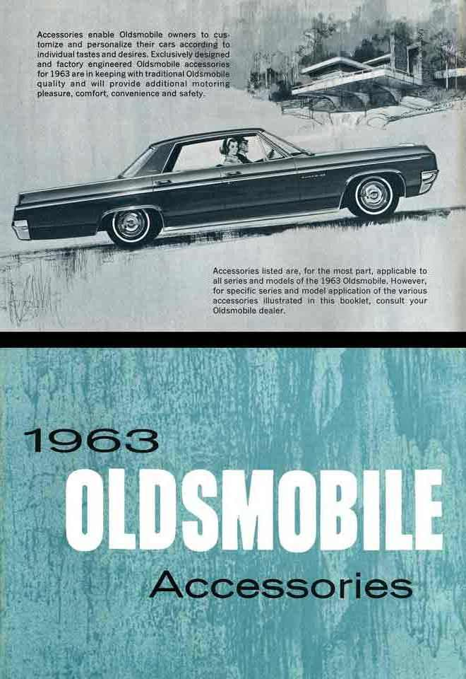 Oldsmobile 1963 Accessories